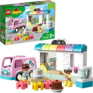 LEGO DUPLO Town Bakery 10928 Educational Play Café Toy...