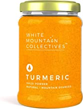 White Mountain Collectives Turmeric Powder (100 Grams)