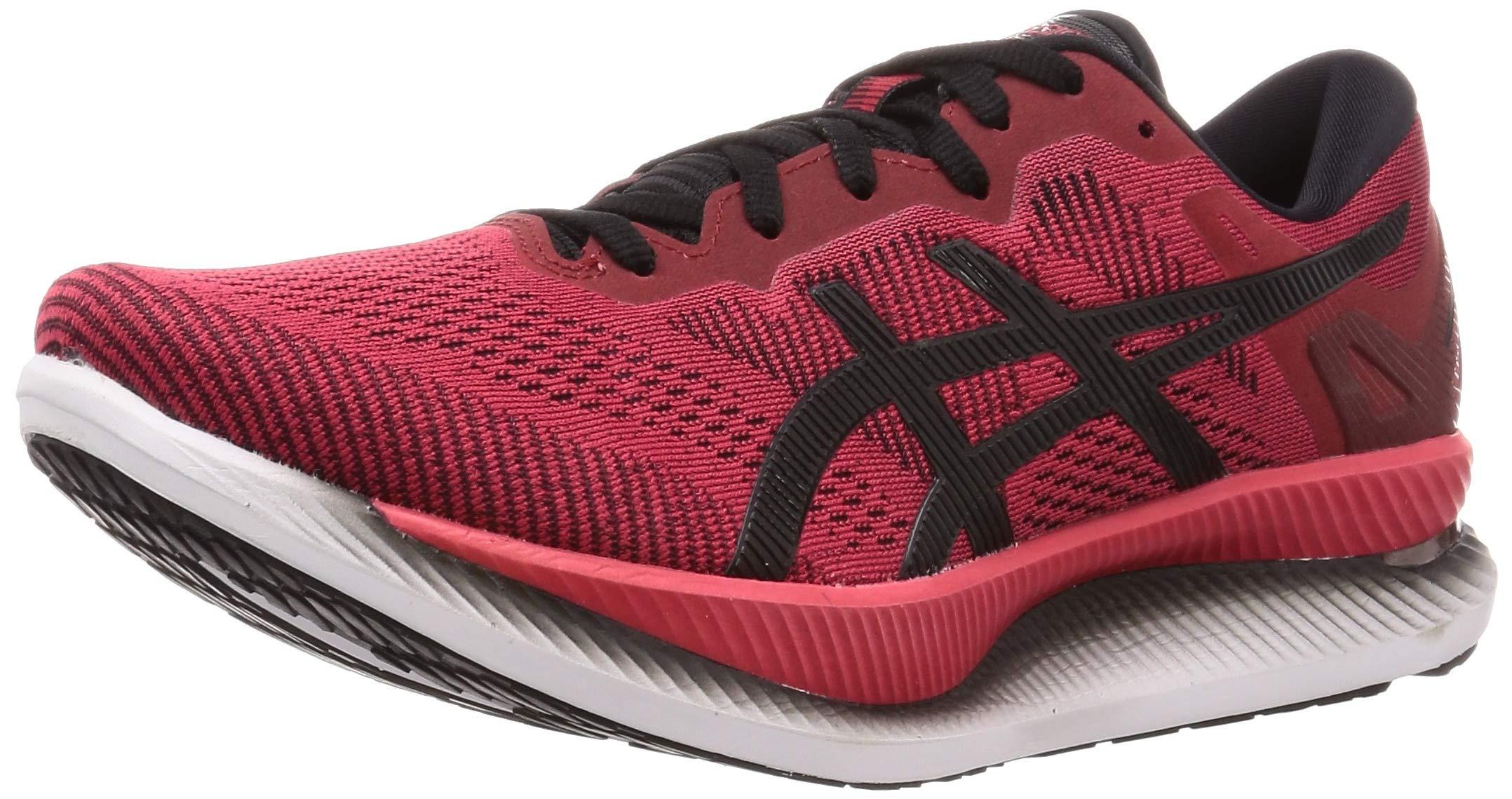 ASICS Herren 1011A817-600_43,5 Running Shoes, red, 43.5 EU