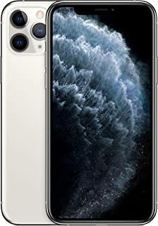 Apple iPhone 11 Pro without FaceTime - 512GB, 4G LTE, Silver