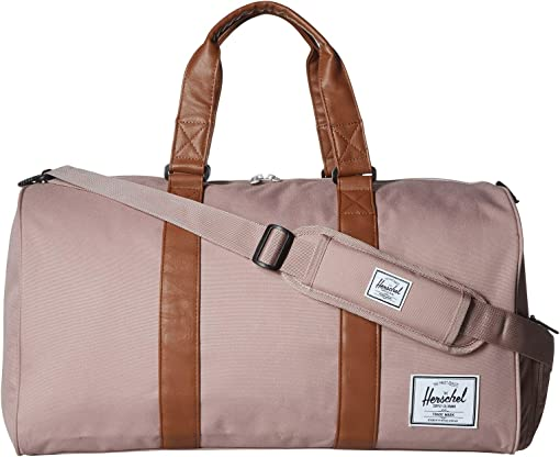 Ash Rose/Tan Synthetic Leather