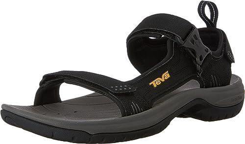 Teva Hommes's Holliway Sandal, noir, 7 M US