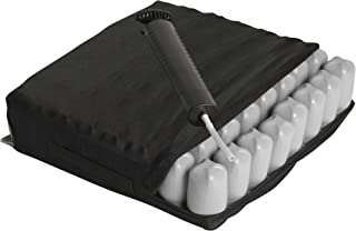 Drive Medical Balanced Aire Adjustable Cushion, 22 x 18 x 2