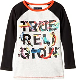 True Religion Kids - Painted Tee Shirt (Toddler/Little Kids)