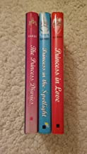 3 Princess Diaries Books Vol. 1,2, 3--Princess Diaries, The Princess in the Spotlight, Princess in Love