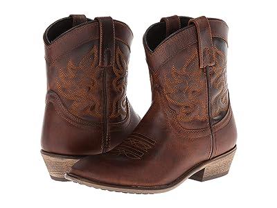 Dingo Willie (Brown) Cowboy Boots