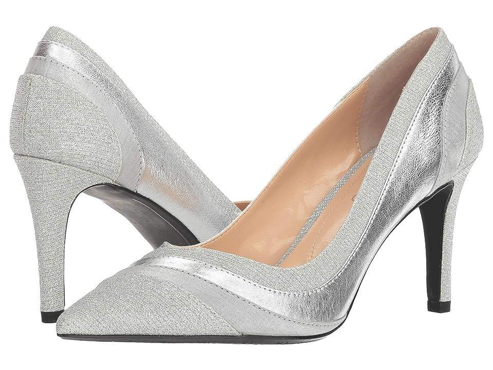 J. Renee Zarita (Silver) Women's Shoes
