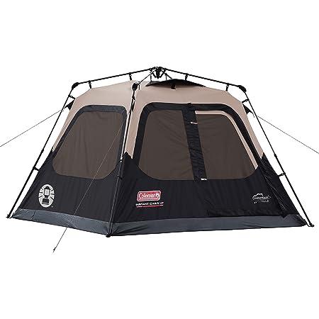 コールマン NEW インスタント テント4 (1分で組立て・収納ができるテント)