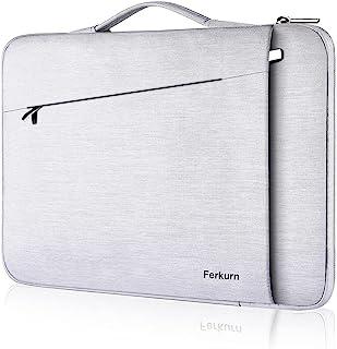 Ferkurn PCバッグ11-12インチPCスリーブケース 衝撃吸収パソコンカバーケース 撥水性スリーブバッグ 手提げカバンパソコンケース 持ち歩き 通勤ラップトップ ビジネスMacBook Air 11.6/Surface pro/iPa...