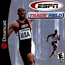 ESPN International Track and Field Dreamcast COMPLETE