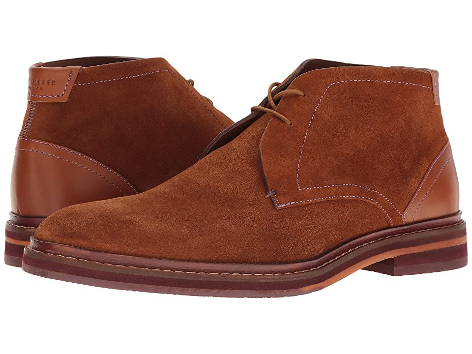 Ted Baker Azzlan (Tan Suede) Men