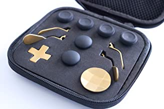 Snakebyte Elite Kit, Controller Accessories, Gold - Xbox One