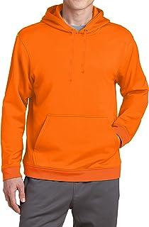 Miracle TM Neon Pullover Hoodies for Men - Mens Hooded Lightweight Fleece Long Sleeve Sweatshirt