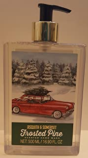 Asquith & Somerset Frosted Pine Scented Hand Wash 16.90 Fl Oz