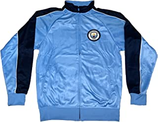 Manchester City FC Men's Track Jacket Official Product