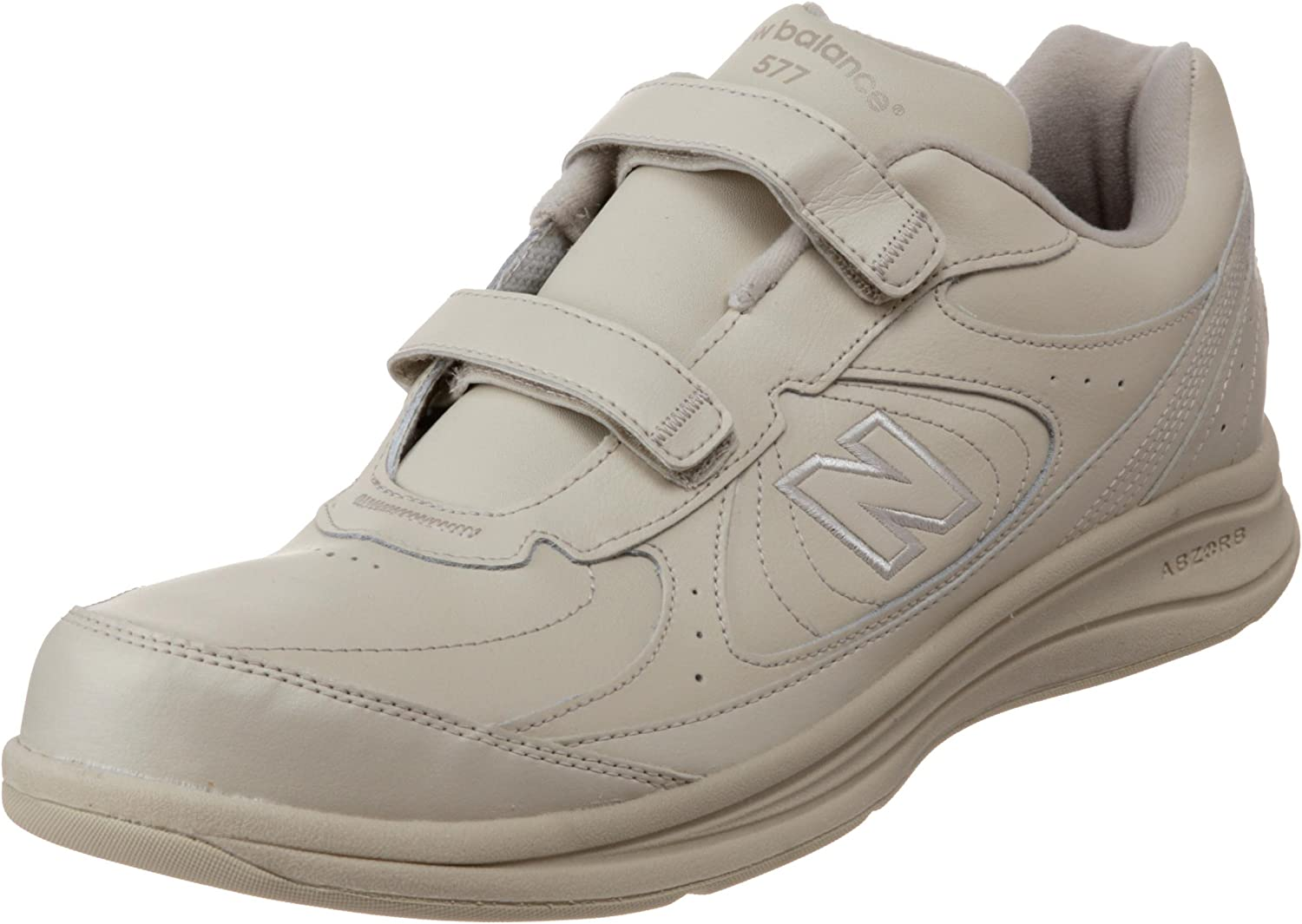 New Balance Men's MW577 Hook and Loop Walking shoes