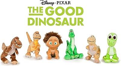 The Good Dinosaur - Pack 6 Plush Toy Quality Super Soft - Spot The Child 5