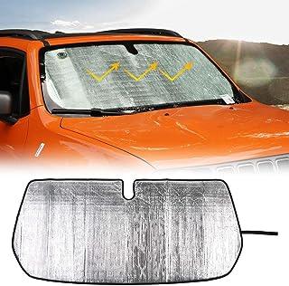 Suchergebnis Auf Für Jeep Renegade Sonnenschutz Autozubehör Auto Motorrad
