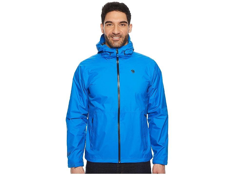 Mountain Hardwear Findertm Jacket (Altitude Blue) Men