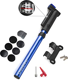Best pro bike tool mini pump with gauge Reviews