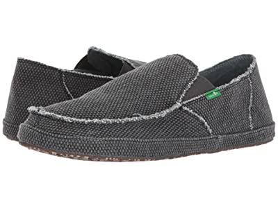 Sanuk Rounder (Pirate Black) Men