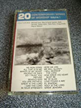 20 Contemporary Songs of Worship, Vol. 1 / Christian Praise and Worship Music [Audio Cassette]