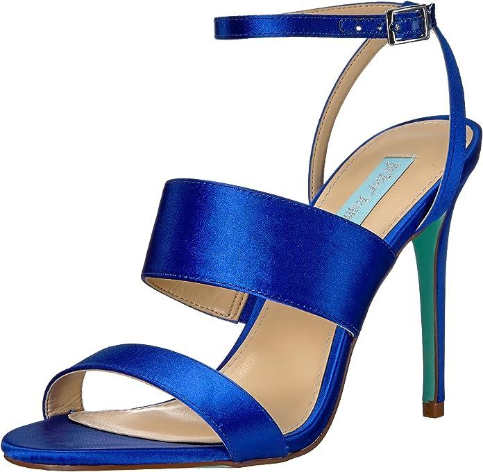 Betsey Johnson Blue Women's Sb-Jenna Dress Sandal