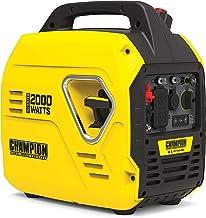 Champion Power Equipment 100692 2000-Watt Ultralight Portable Inverter Generator