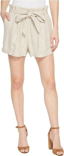 Karen Kane - Paperbag Waist Shorts