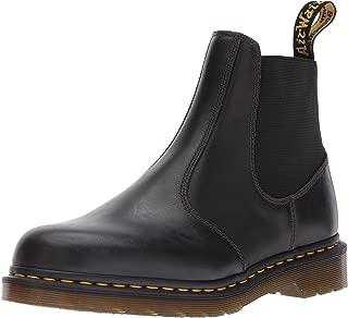 Dr. Martens Men's Hardy Grey Chelsea Boot