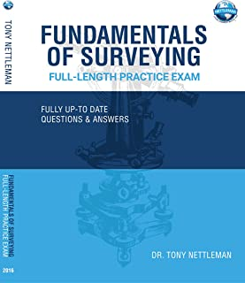 The Fundamentals of Surveying Full-Length Practice Exam