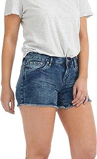 Suko Jeans Women's Stretch Denim Cutoff Shorts