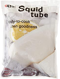 Catch Seafood Squid Tube, 500g - Frozen