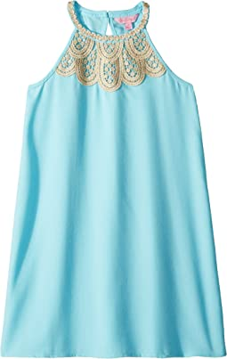 Lilly Pulitzer Kids - Mini Pearl Shift (Toddler/Little Kids/Big Kids)
