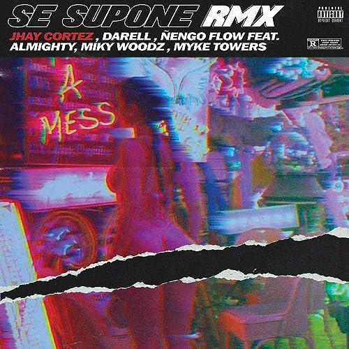 Amazon.com: Se Supone [Explicit] (RMX) [feat. Almighty ...