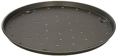 LACOR 67836 PERFORATED PIZZA PAN,ALUMINIUM 36