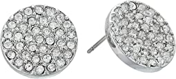 Vera Bradley - Pavé Disc Stud Earrings