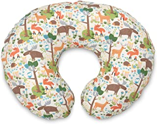 Boppy Original Pillow Cover, Earth Tone Woodland, Cotton Blend Fabric with Allover Fashion, Fits All Boppy Nursing Pillows...