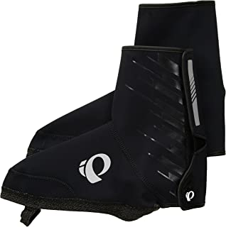 Pearl iZUMi Elite Softshell MTB Shoe Cover, Black, Large