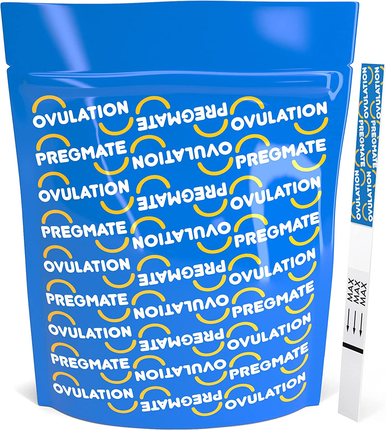 PREGMATE 20 Ovulation Test Strips Predictor Kit (20 Count)