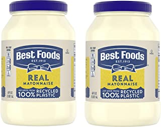 Best Foods Real Mayonnaise Gluten Free 48 oz Twin Pack