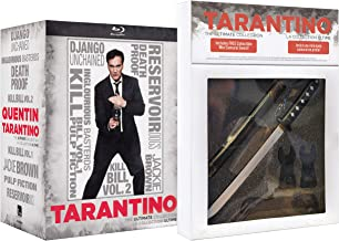 Quentin Tarantino: The Ultimate Collection (WITH Collectible Samurai) (Blu-ray)