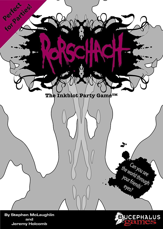 Rorschach  The The The Inkblot Party Juego  caliente