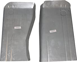 Classic 2 Current Fabrication 1984-96 Jeep Cherokee, Wagoneer & Comanche Front Floor Pans (Pair)