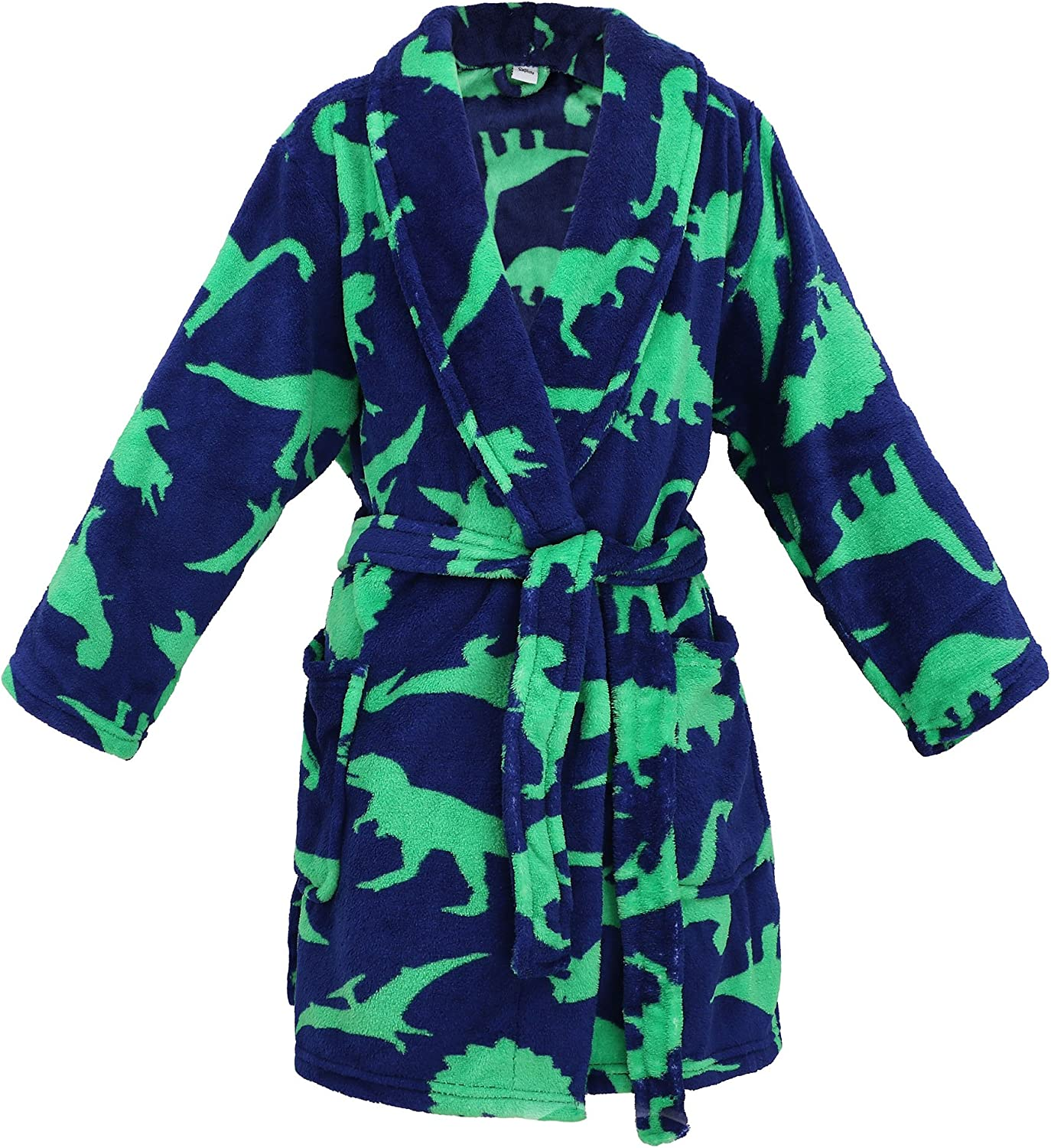 EPYA Kids Boys and Girls Outdoor Pool Coverup and Beach Coverup