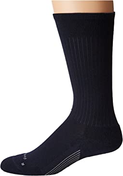 Classic Rib Cushion Crew Sock