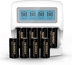 Best cr123a rechargeable tenergy Reviews