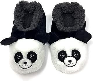 panda bear slipper socks