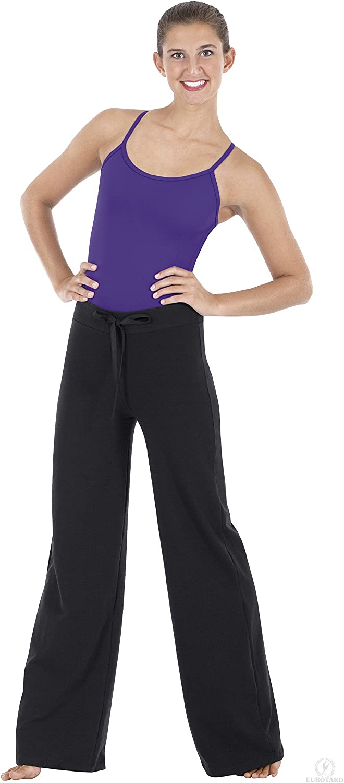 Euredard Womens Wide Leg Pants (46435)
