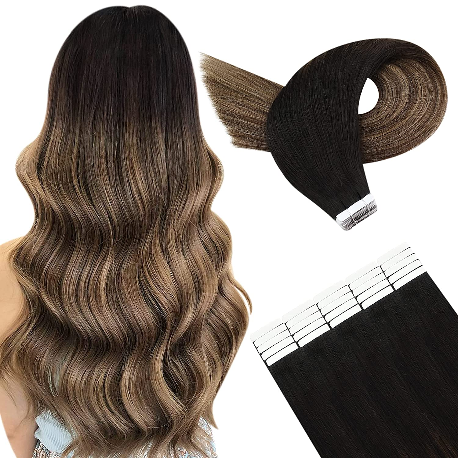 YoungSee Ombre Tape in Ranking TOP9 Spring new work one after another Hair Ext Balayage Extensions